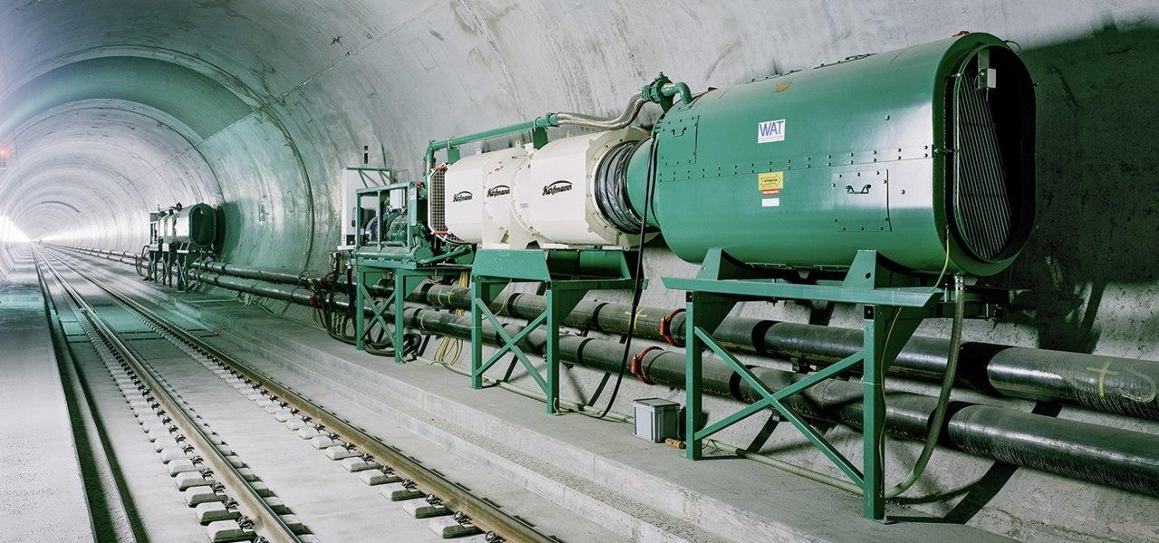 Gotthard Basistunnel