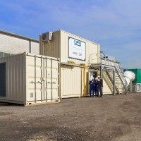 Schachtbewetterungsanlage Werksaufbau | Projekt in Weißrussland